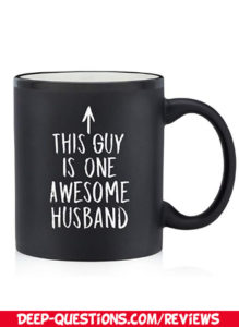 Coffee Mug Gift for Husband Review
