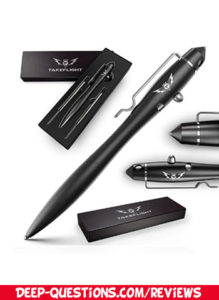 Tactical Pen Bolt Action Pen Gift Review