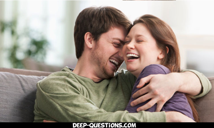 Fun Questions To Ask Your Partner that will Make Your Partner Laugh Hard