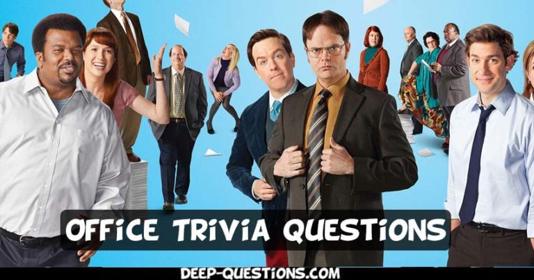 "Office Trivia Questions – ""The American Workplace"""