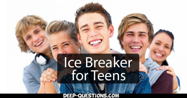 Ultimate Ice Breaker Questions for Teens – Makes your social interaction easier